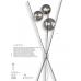 TRIO LIGHTING FOR YOU 403400354 LANCE, Stojanové svietidlo