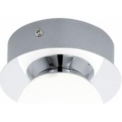 94626 EGLO LED-WL/DL/1 CHROM/WEISS MOSIANO  nástenné svietidlo