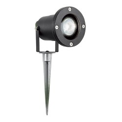 Searchlight 5001BK-LED OUTDOOR&PORCH, exteriérové svietidlo