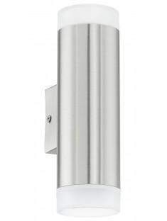 Eglo 92736 AL-WL/2 EDELSTAHL/SAT. RIGA-LED