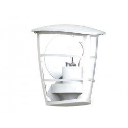 Eglo 93403 outdoor-WL 1-light E27 60W, white/clear ALORIA