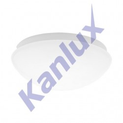 Kanlux PIRES ECO DL-25O NS Prisadené svietidlo s vyšším krytím - 19001