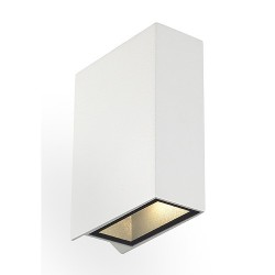 SCHRACK TECHNIK LI232471 QUAD 40 Vonkajšie nástenné svietidlo