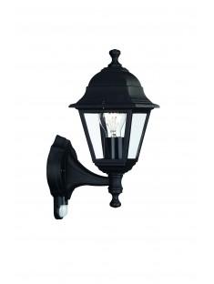 Massive - Philips 71422/01/30  LIMA wall lantern black 1x60W 230V