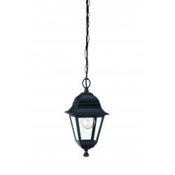 Massive - Philips 71424/01/30  LIMA lantern pendant black 1x60W 23