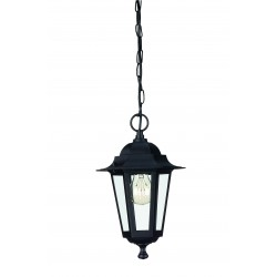 Massive - Philips 71524/01/30  PEKING lantern pendant black 1x60W