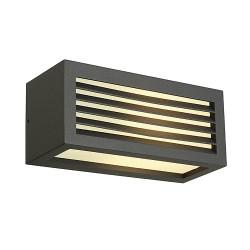 Schrack Technik LI232495  BOX-L, Vonkajšie nástenné svietidlo