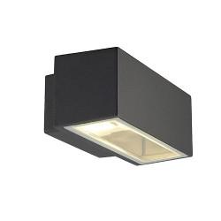 Schrack Technik  LI232485  BOX UP/DOWN, Vonkajšie nástenné svietidlo