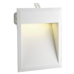 Schrack Technik LI230192  DOWNUNDER LED 27 nástenné, biele, teplá biela LED