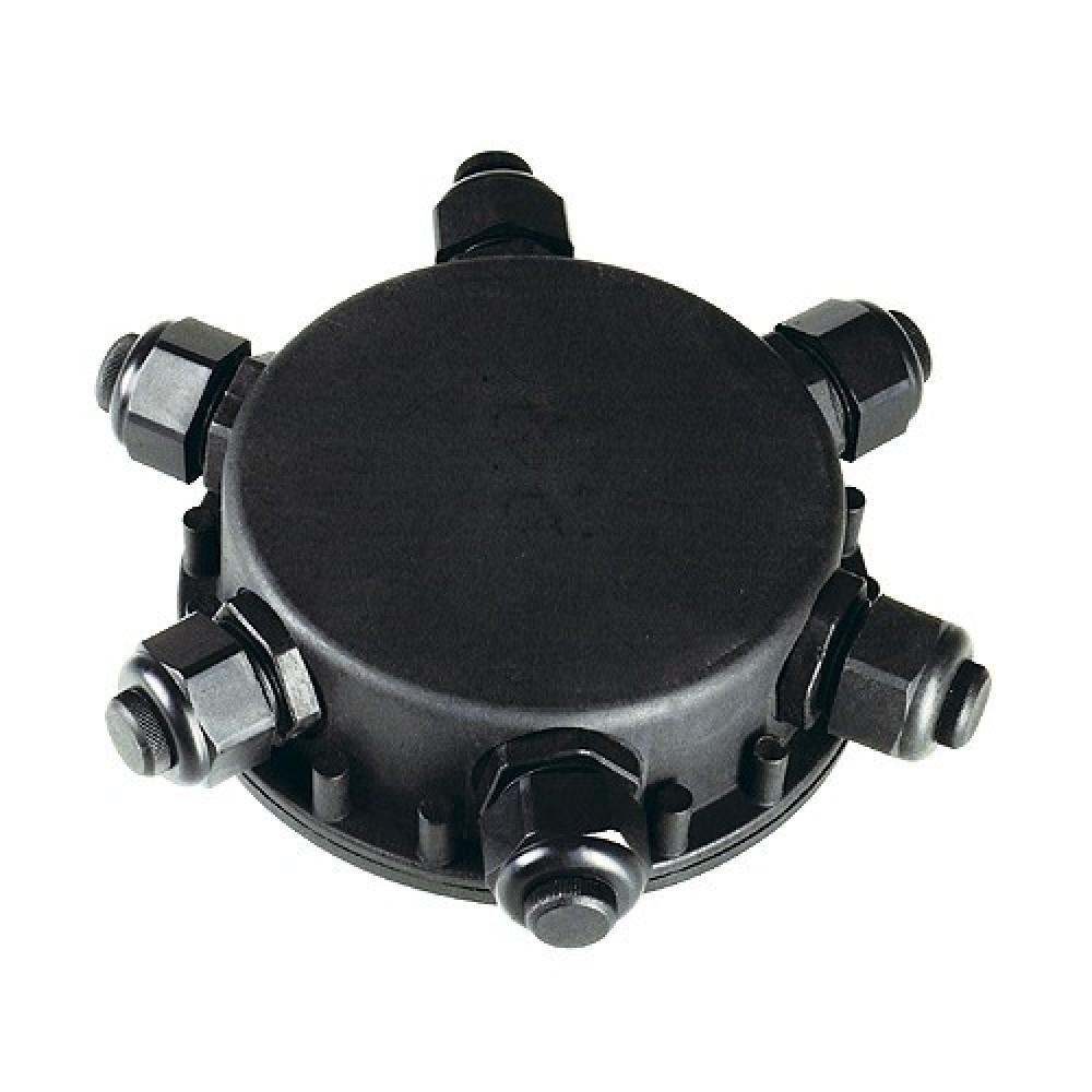 Schrack Technik LI229260  Vonkajšia spojovacia škatuľa 6 vstupov, IP55,  14mm