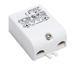 Schrack Technik  LI464108  LED napájací zdroj 3VA, 350mA, s ochranou pred vytiahnutím kábla
