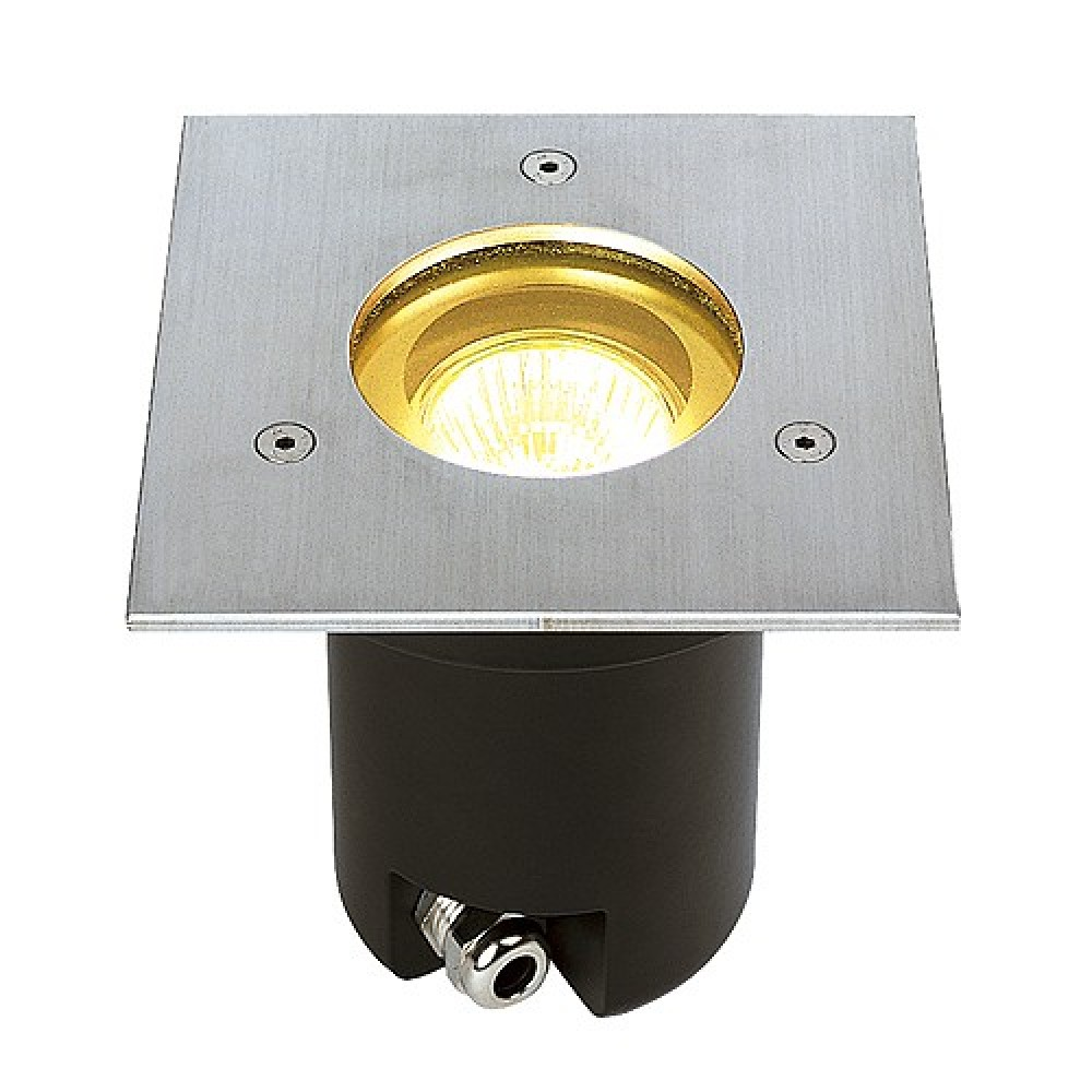 Schrack Technik  LI228214  ADJUST 135, Vonkajšie zapustené podlahové svietidlo