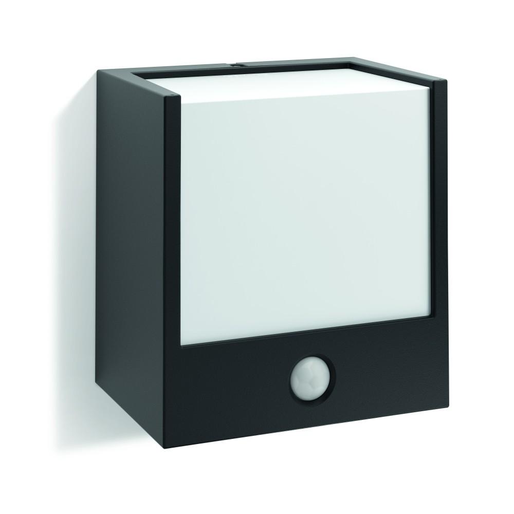 Massive - Philips Macaw wall lantern black 1x3.5W 230V- 17317/30/16 nástenné svietidlo