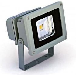 Schrack Technik LID12032  Sigma Simple LED žiarič, 10W, 6000K, 550lm, IP65, šedé