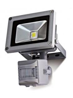 Schrack Technik LID13103  Sigma Simple-MS LED žiarič, IR,10W,6000K,700lm,IP44,100-240V