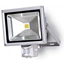 Schrack Technik LID13104  Sigma Simple-MS LED žiarič,IR,30W,6000K,2100lm,IP44,100-240V