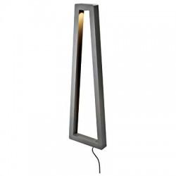 Schrack Technik LI231855 BOOKAT, Vonkajšie stojanové svietidlo