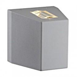 Schrack Technik LI229684 OUT-BEAM UP, Vonkajšie nástenné svietidlo