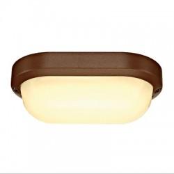 Schrack Technik LI229937 TERANG 200,Vonkajšie stropné/nástenné svietidlo