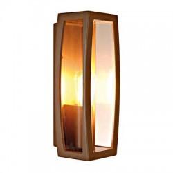 Schrack Technik LI230657  MERIDIAN BOX,  Vonkajšie nástenné svietidlo