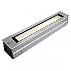 Schrack Technik   LI230100 DASAR, Vonkajšie zapustené podlahové svietidlo