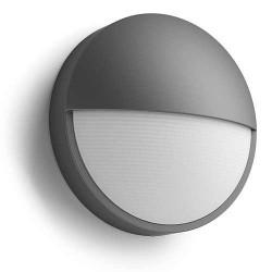 Massive Philips 16455/93/16 Capricorn antracit LED nástenné svietidlo