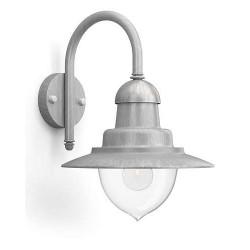 Massive Philips 01652/52/16 Raindrop iron nástenné svietidlo