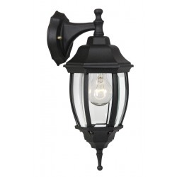 Lucide 11833/01/30 Outdoor lighting down H37cm E27/60W Black
