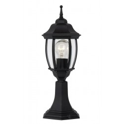 Lucide 11834/01/30 Outdoor lighting socle H47cm E27/60W Black