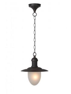 Lucide 11872/01/97 ARUBA Lantern IP44 1xE27 H80 D25 Rust