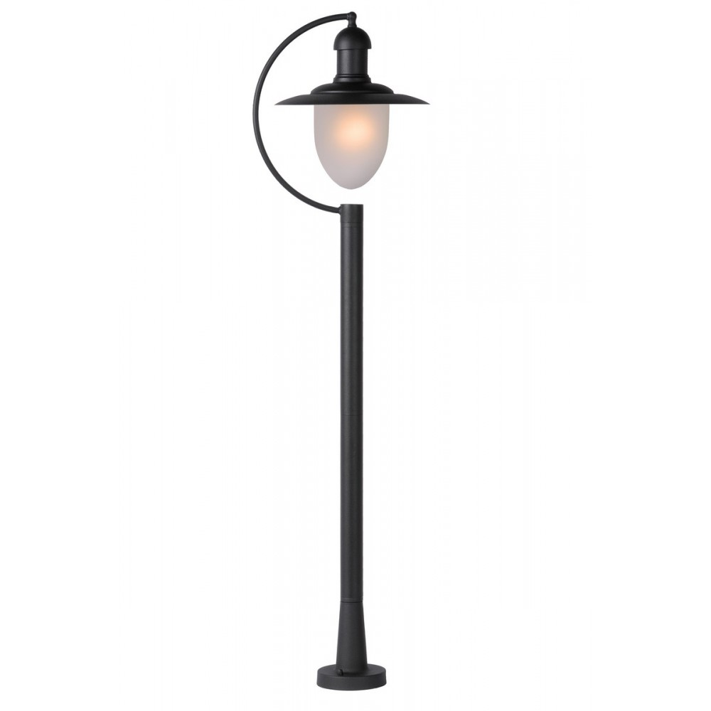 Lucide 11873/01/30 ARUBA Lantern IP44 1xE27 H110 D25 Black