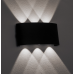 LED-POL ORO10045 ORO-FALENA-6W-4-DW, Vonkajšie nástenné svietidlo