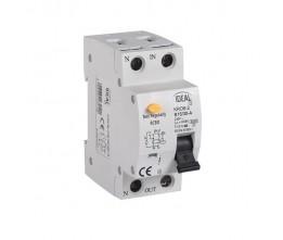Kanlux 23217  KRO6-2/C16/30 Kombinácia istič-prúdový chránič