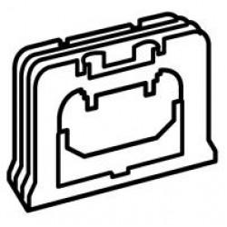 Legrand Valena - Príslušenstvo pre zvislé spájanie krabíc na povrchovú montáž, biela- 776185