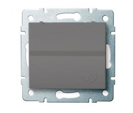 Kanlux LOGI 25265 Zásuvka IP44 16A - 250V~,grafit