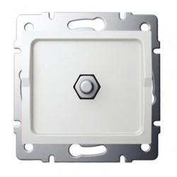 Kanlux LOGI 25116 Ekvipotenciálna zásuvka,biely