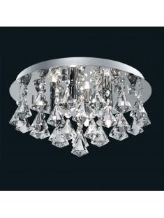 Searchlight  3304-4CC HANNA, Exkluzívne stropné svietidlo