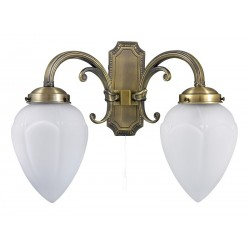 Rábalux 8532 Maya, nástenná lampa, 2 ram.