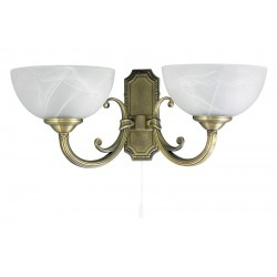 Rábalux 8452 Marlene, 2-ram. nástenná lampa