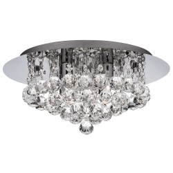 Searchlight 4404-4CC-LED Hanna, Stropné svietidlo