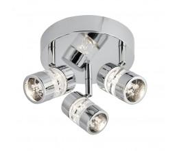 Searchlight 4413CC BUBBLES, LED kúpeľňové svietidlo