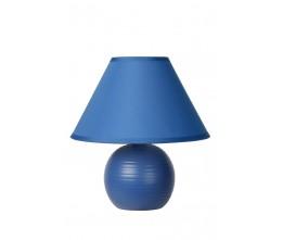 Lucide 14550/81/35 KADDY Table Lamp E14 H22 D20cm Blue