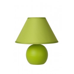 Lucide 14550/81/85 KADDY Table Lamp E14 H22 D20cm Green