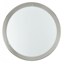 Eglo 82942 DL/1 NICKEL-MATT/SATINIERT PLANET stropné svietidlo