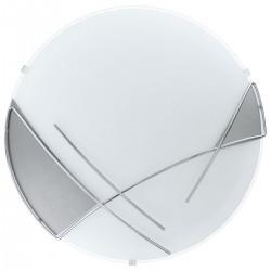 Eglo 89758 DL/1 CHROM/SATINIERT-SILBER RAYA stropné svietidlo