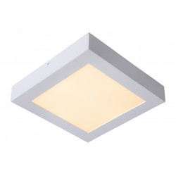 Lucide 28107/22/31 BRICE-LED Ceiling L. Dimmable 20W Square 22cm
