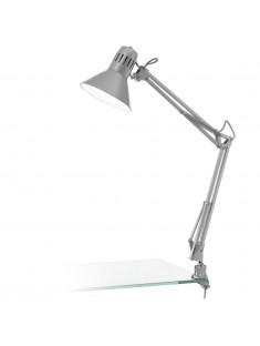 Eglo 90874 TL-KLEMMLEUCHTE/1 SILBER FIRMO  stolná lampa