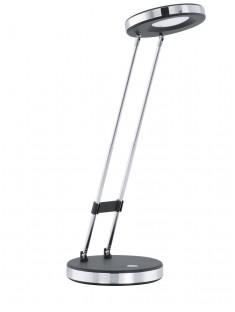 Eglo 93076 LED-TL SCHWARZ/CHROM GEXO stolná lampa