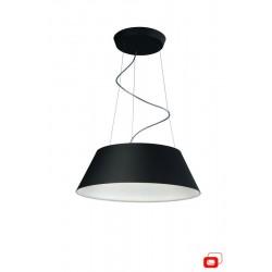 LIRIO 40550/30/LI CIELO pendant LED black 24x2W závesné svietidlo