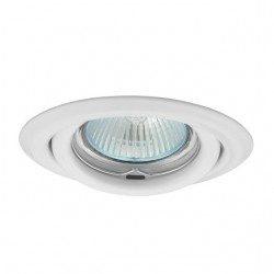 Kanlux 00307 ARGUS CT-2115-W, podhľadové bodové svietidlo, 95 mm
